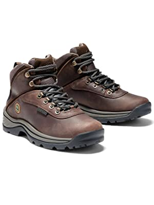 women's hiking boots, leather hiking boots, waterproof, durable, comfortable, mid ankle