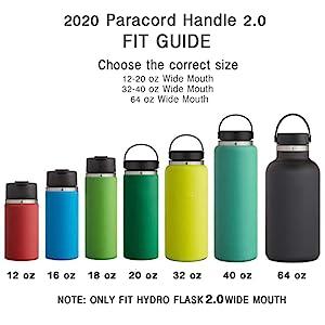 18oz hydro flask handle