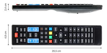 Ewent EW1575 Mando a Distancia para Televisores Inteligentes LG y ...