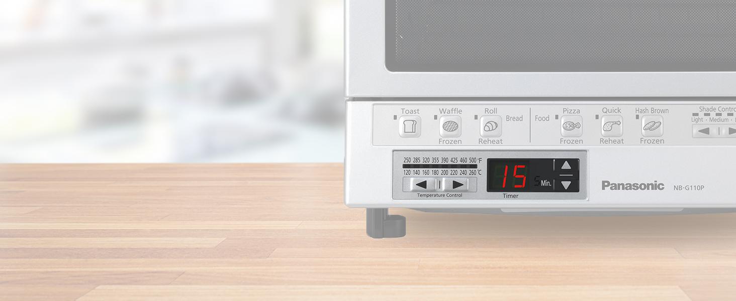Amazon Com Panasonic Toaster Oven Nb G110p Flashxpress