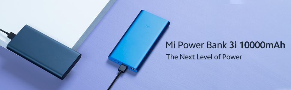 mi power bank 20000 mah fast charging