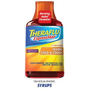 theraflu severe cold reviews