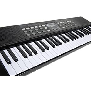 Siempre quisiste aprender a tocar el teclado?