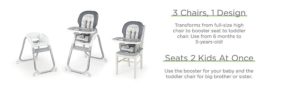 Trio High Chair 2