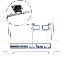 network adapter pci express