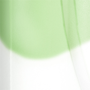 close up shot of dual layer of the deodorant
