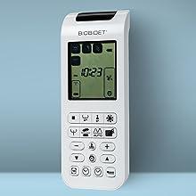 Wireless remote bio bidet