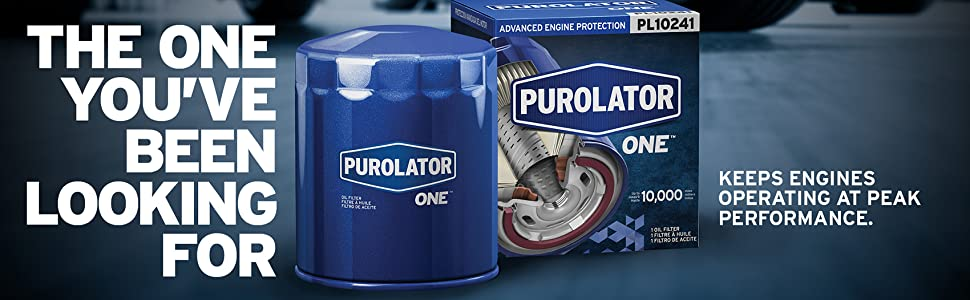 amazon com purolator pl14610 purolatorone oil filter automotive