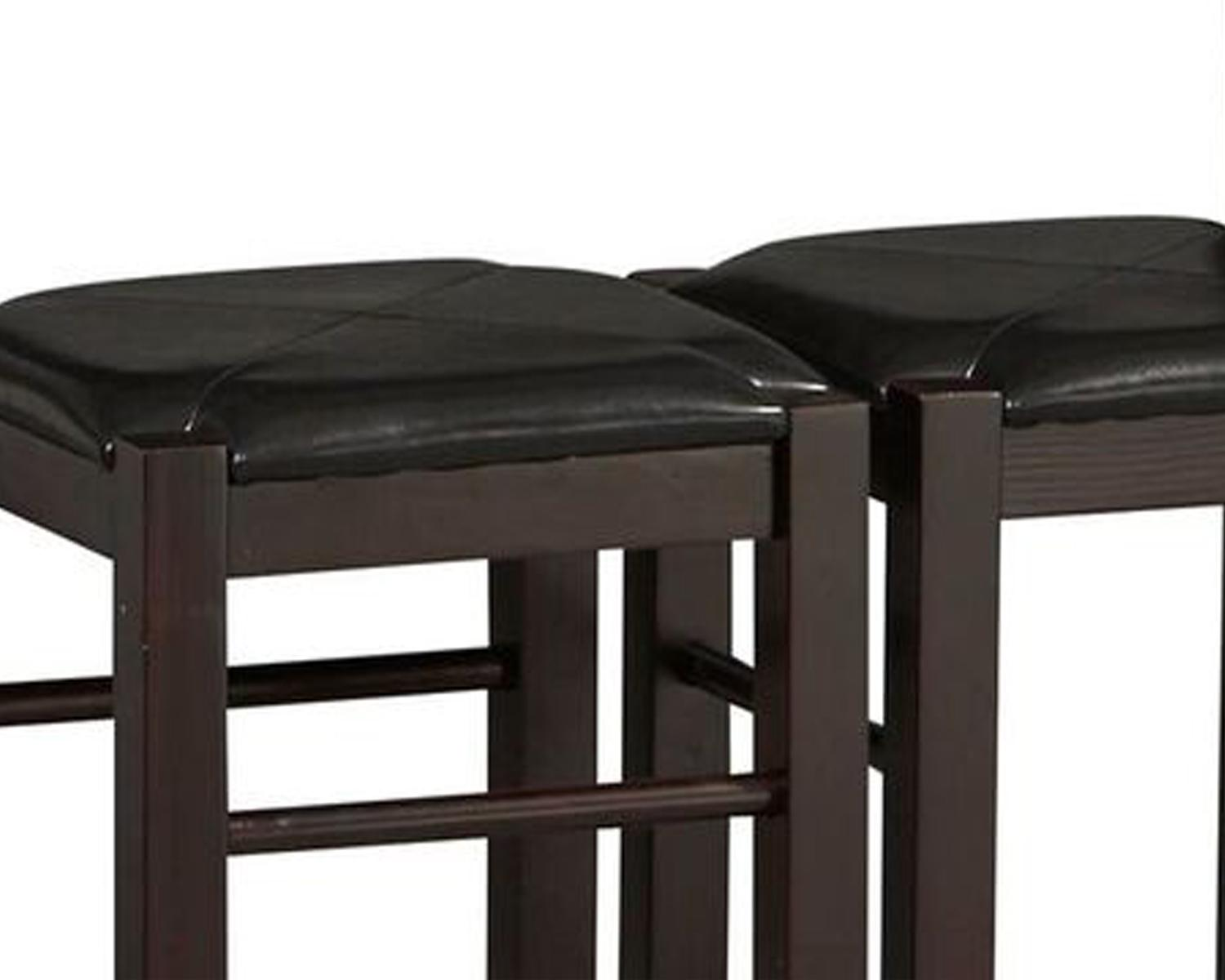 Linon Tavern Collection 3-Piece Table Set: Amazon.ca: Home