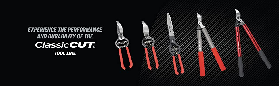 Get high quality, professional performance and extreme durability with Corona Tools' ClassicCUT line