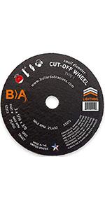 Small Diameter Cut-Off Wheels