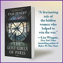 Pam Jenoff bestselling historical fiction world war 2 ww2 ii paris jewish spies women resitance