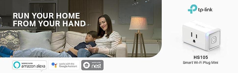 hs105 smart home