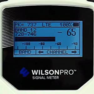 wilsonpro signal meter
