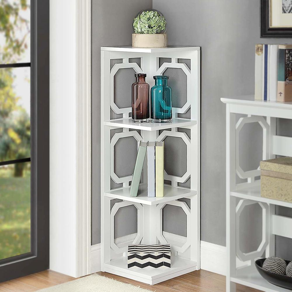 Amazon.com: Convenience Concepts Omega 3-Tier Bookcase