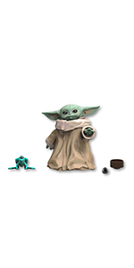 the child, figure, star wars