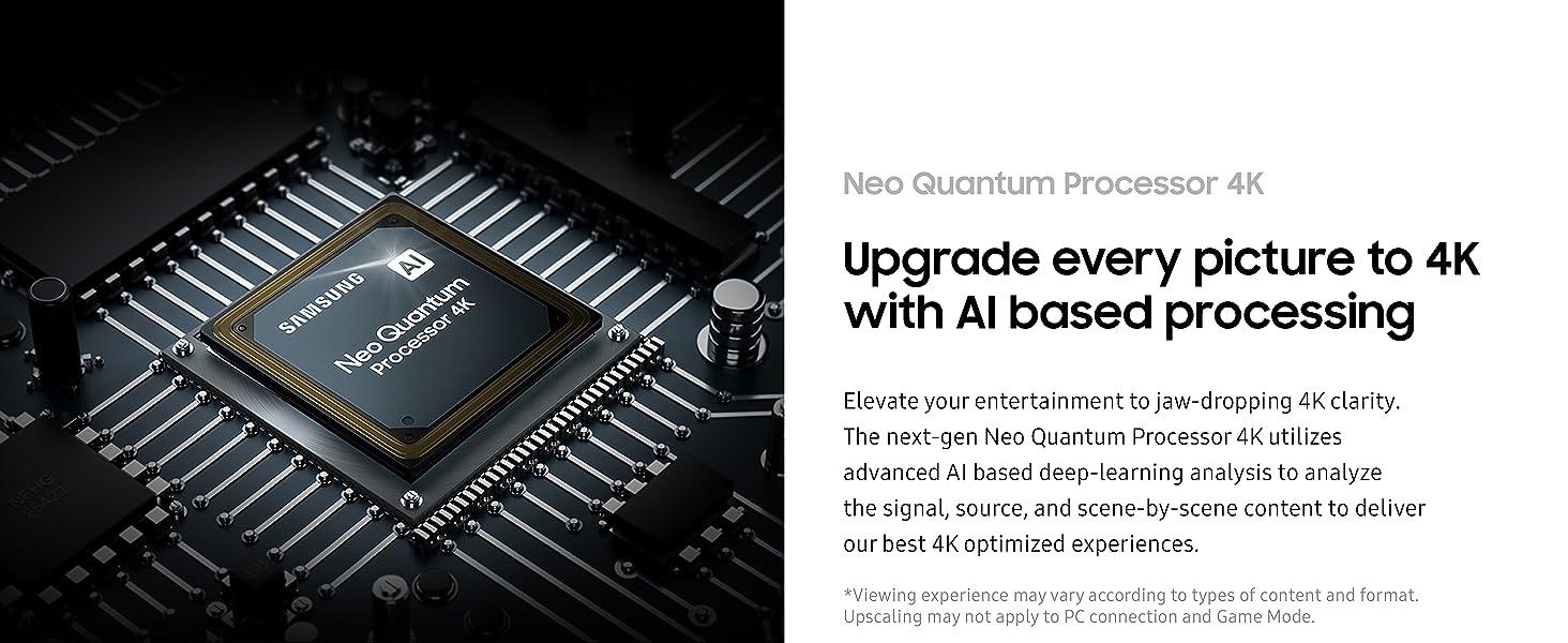 Neo Quantum Processor 4K