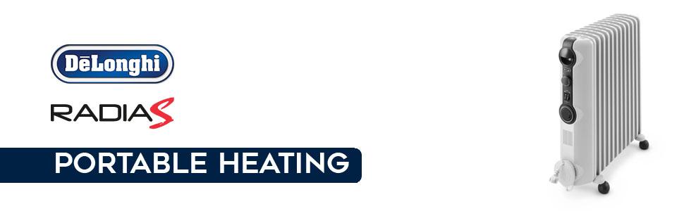 Electric heaters; column heaters; heaters