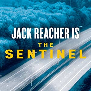 the sentinel;lee child;jack reacher;andrew child;mystery;thriller;gifts for men;gifts for dad