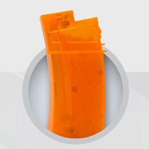 400 round, magazine, water bead ammo