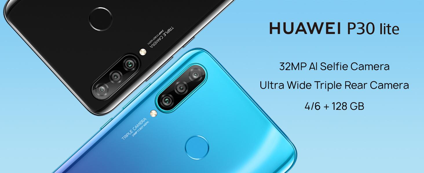 P30 Lite, huawei p30, huawei p30 lite, Huawei p series, p series, p30 series, triple rear camera
