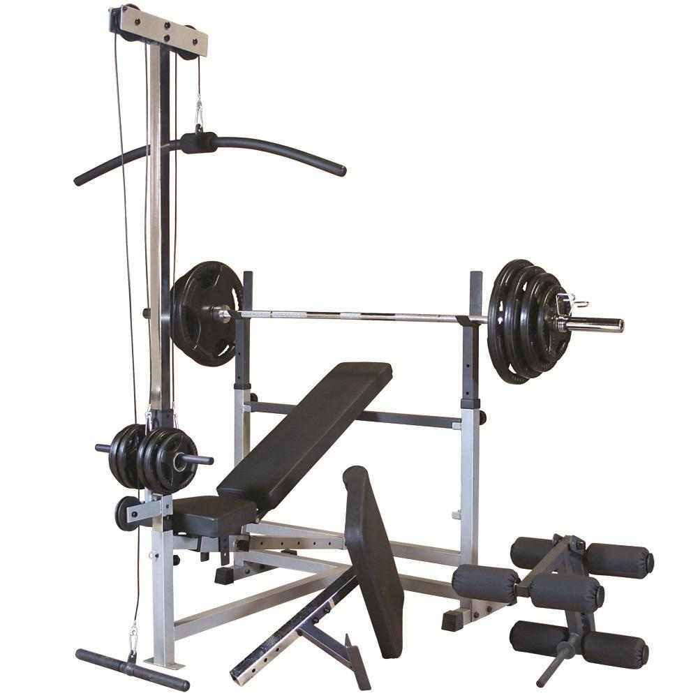 Weight Benches Bench Set For Sale Mesmerizing With Ebay: Amazon.com : Body-Solid Combo Bench Package With Rubber