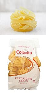 Amazon.com : Colavita Capellini Nest(Angel Hair Pasta), 16