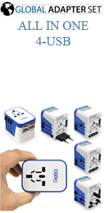 All in one adapter