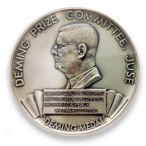 pentel deming award