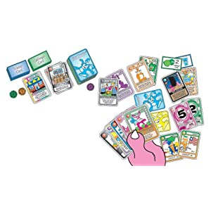 gameplay hand card layout