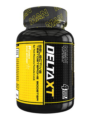 MAN Sports Delta XT Performance Boosting Supplement