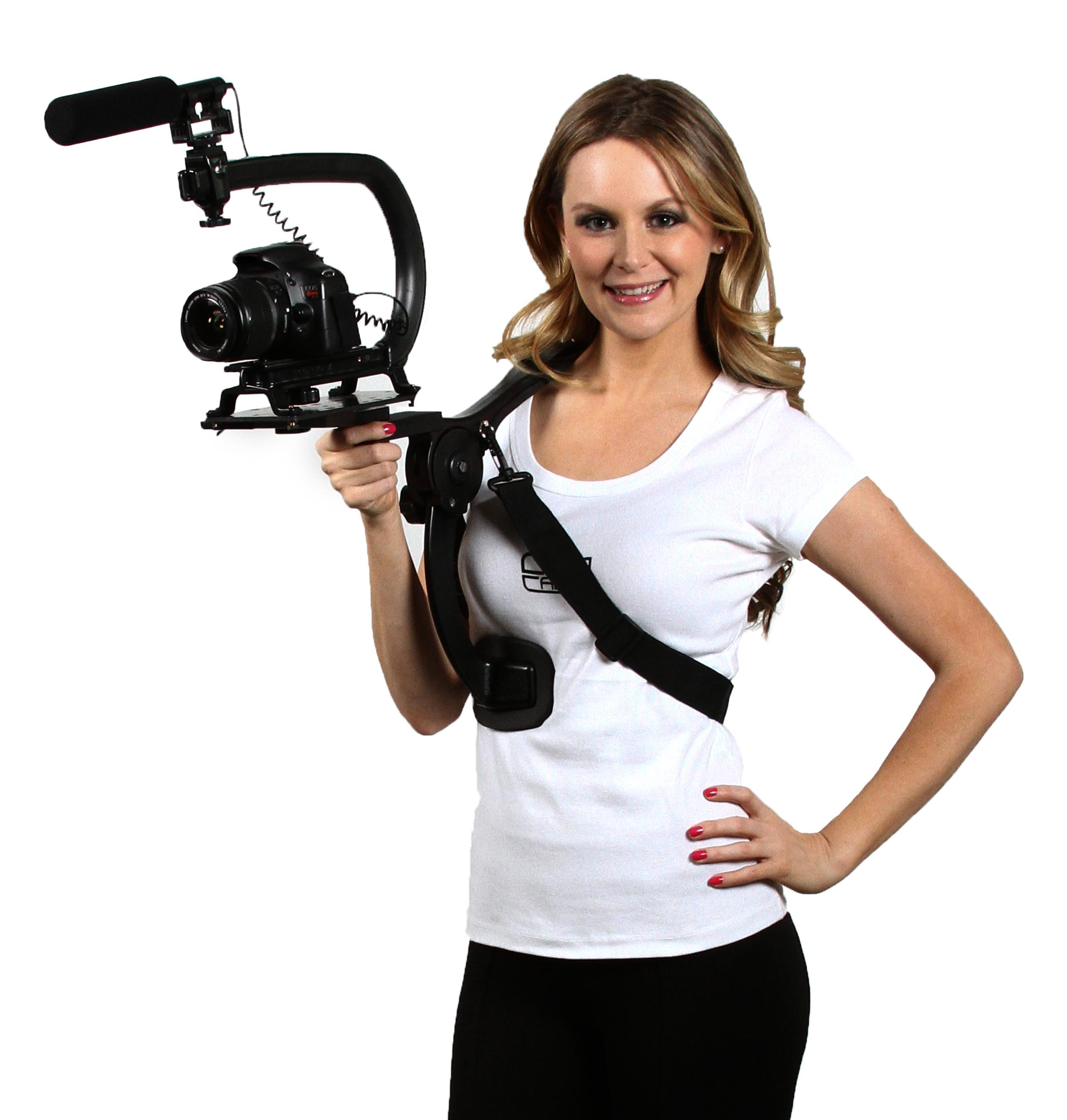 Amazon.com : Cam Caddie Scorpion EX Shoulder Support Kit W