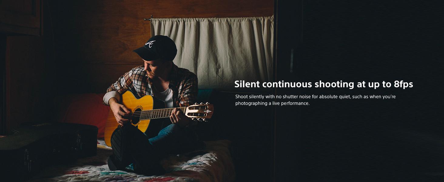 Silent Shooting