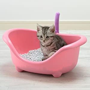 こネコのトイレ