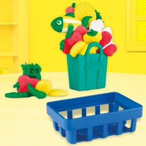 Mold food and basket