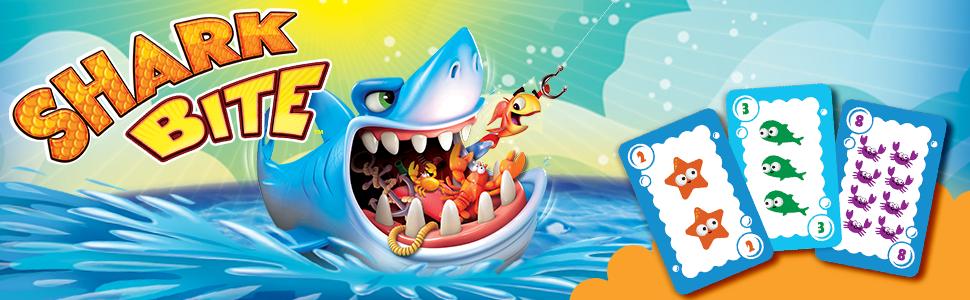 Shark Bite Amazon Exclusive Game