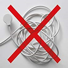 Cord-free hassle-free cordless wireless
