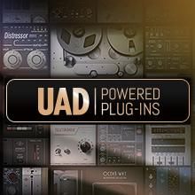 Realtime UAD Plug-Ins