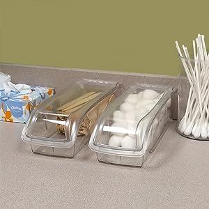 small storage bins stacking bins hanging akro mils wall organizer bins medical storage salon office