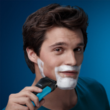 wet and dry shaver, wet and dry electric shaver, male shaver, electric shaver, best male shaver