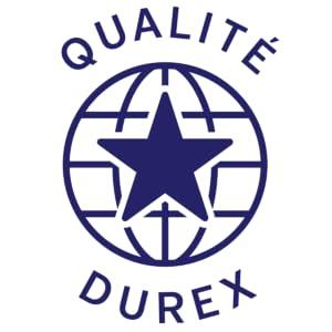 Durex kwaliteit.