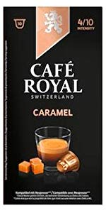 Café Royal Caramel · Café Royal Vanilla