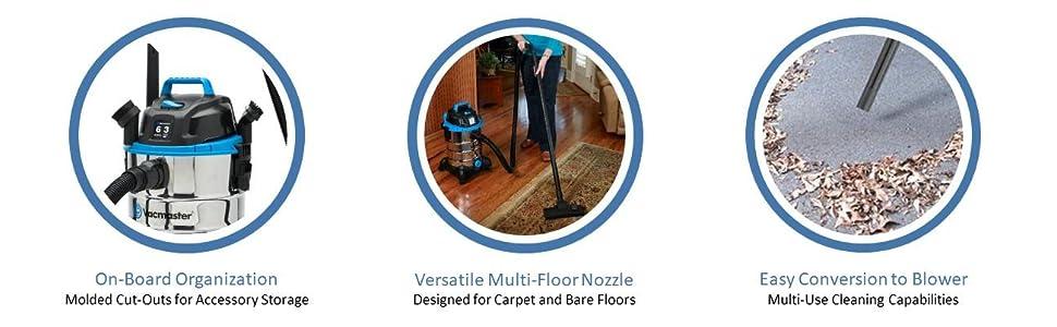 steel vacuum, wet dry vac, shop vac, vacmaster, wet dry, vacuum, metal vacuum, floor vac, steel tank