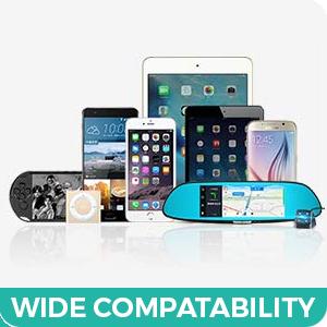 36watts qc car charger 3.0 iphone samsung dual port xiaomi redmi oppo vivo pixel feature 3