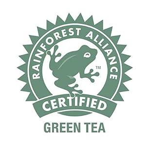 100% Rainforest Alliance certified