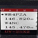 dual sync display btech qyt mobile radio