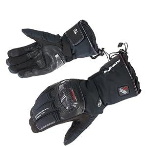 コミネ KOMINE バイク カーボンプロテク トエレクトリックグローブ 手袋 電熱 発熱 防寒
