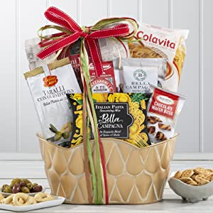 italian gift basket wine country gifts gourmet