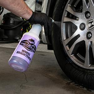 wheel cleaner,rim cleaner,wheel brush
