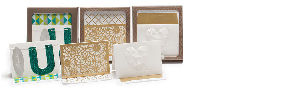 Hallmark, Signature, Blank Note Cards